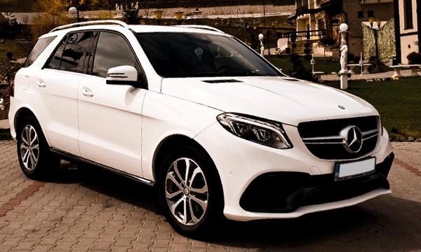 Mercedes-Benz GLE 3.0CDI SUV Automat 2017 4X4