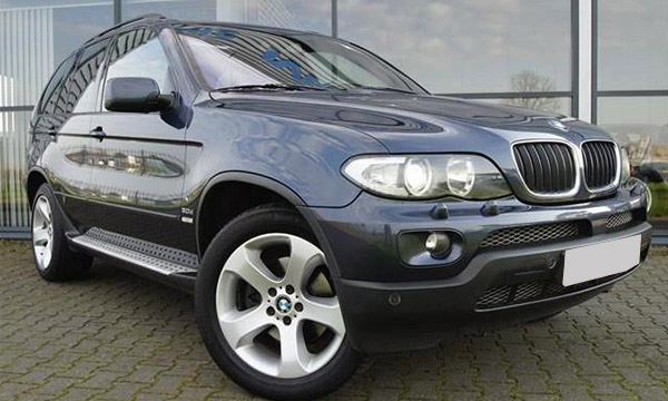 BMW X5 3.0d SUV Automat 2006 4X4