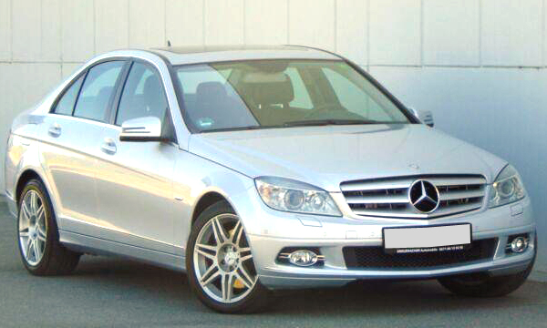 Mercedes-Benz C-Class 2.2CDI Limo Automat 2010